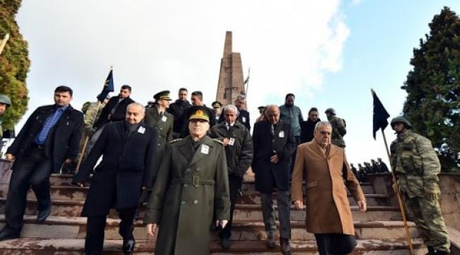 Şehit Asteğmen Kubilay Törenle Anıldı